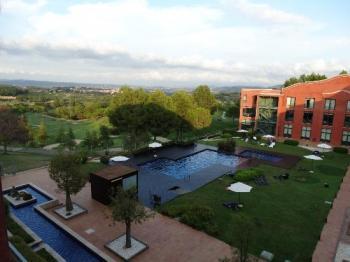 Escapada rom ntica en el hotel barcelona golf 4 ofertas viajes escapadas fin de semana de - Amenities en el bano ...