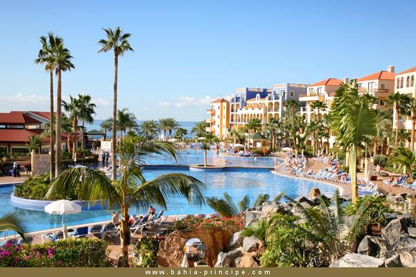 Especial Viaje Novios En Hotel Sunlight Bahia Principe Tenerife
