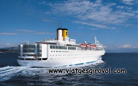 Oferta 2x1 crucero 18 enero barcelona m laga marruecos - Ofertas canarias enero ...
