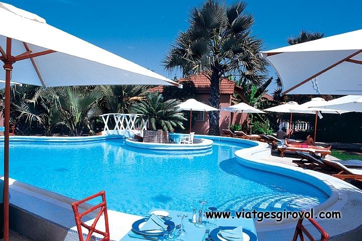 Oferta gambia mayo junio en hoteles lujo coconut for Ofertas hoteles de lujo