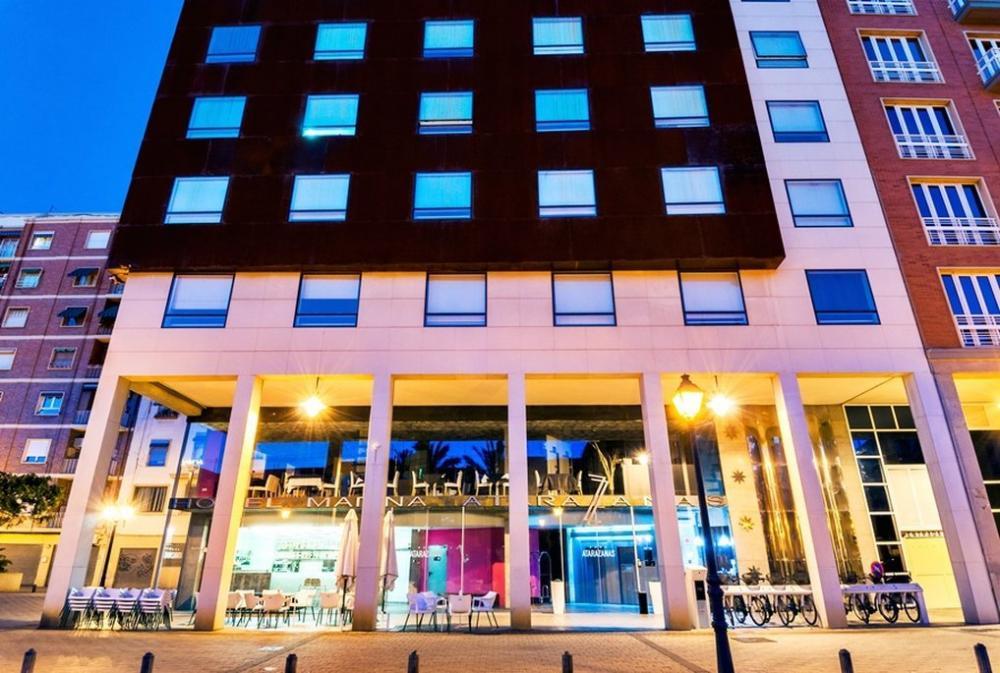 Fin De A O En El Hotel Marina Atarazanas 3 Ofertas