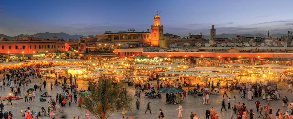 Oferta viaje a marrakech en el puente de diciembre desde - Fotos marrakech marruecos ...