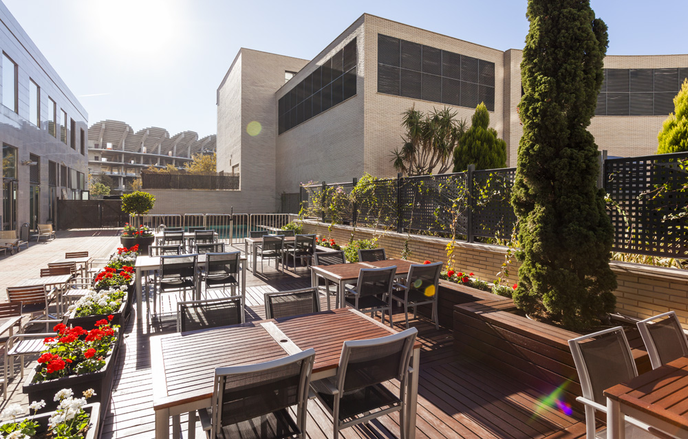 Escapada ciudad de las artes y las ciencias en el hotel for Hotel oceanografic ninos