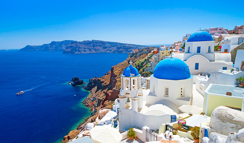 Destinos del mundo ofertas viajes escapadas fin de - Hotel con piscina privata grecia ...